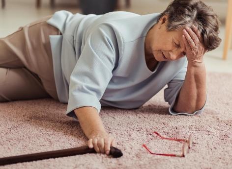 Fibrillation atriale: l'amiodarone peut augmenter le risque de chutes