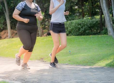 Risque cardiovasculaire : l'activité physique contre la graisse viscérale