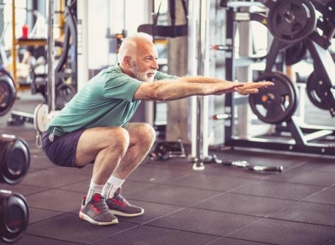 Vieillissement : les bienfaits de l'activité physique en résistance
