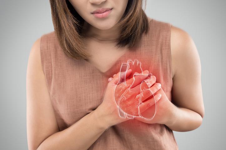 Infarctus : plus de décès chez les femmes jeunes que par cancer