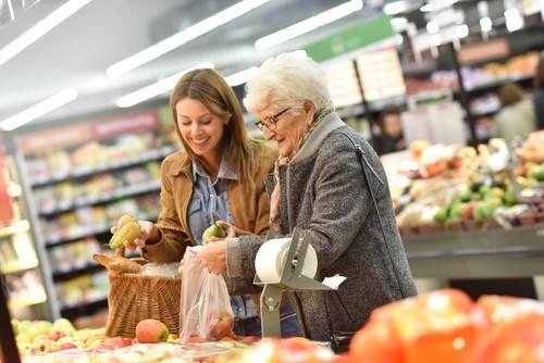 Fonctions cognitives : les légumes et fruits amélioreraient les performances des seniors