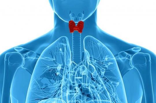 Levothyroxine : plus de comorbidités et une qualité de vie moindre chez les malades sous traitement