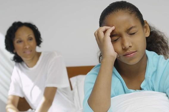Migraine : l'infiltration du ganglion sphénopalatin soulage les enfants