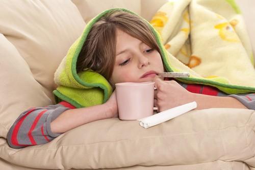 Grippe 2015 : les jeunes plus touchés que les sujets âgés