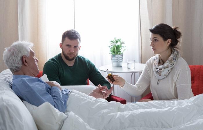 Regarder un sujet dyspnéïque provoque difficultés respiratoires et malaise chez l'observateur