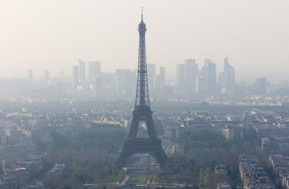 Pollution de l'air : une perte d'espérance de vie considérable