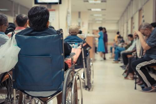 Royaume-Uni : le système de santé au bord de la rupture