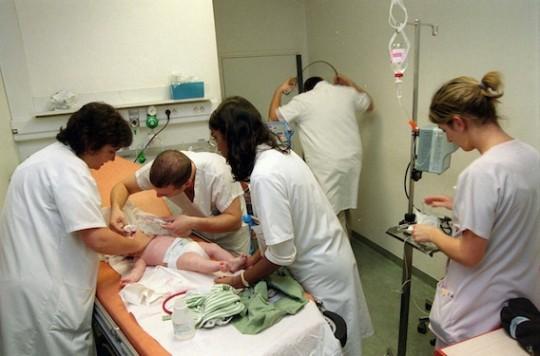 Bronchiolite : épidémie déclarée en Ile-de-France et en Paca
