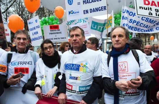 Consultation à 25 euros : les syndicats la demandent tout de suite