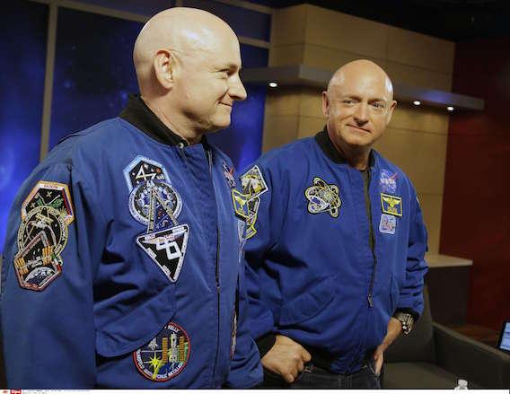 Des modifications de l'ADN après un séjour dans l'espace