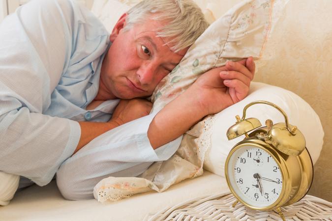 Alzheimer : les troubles du sommeil augmentent le risque
