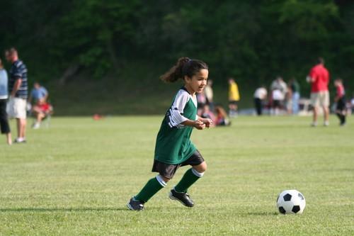 Capital osseux : le sport avant la puberté le dope chez les filles