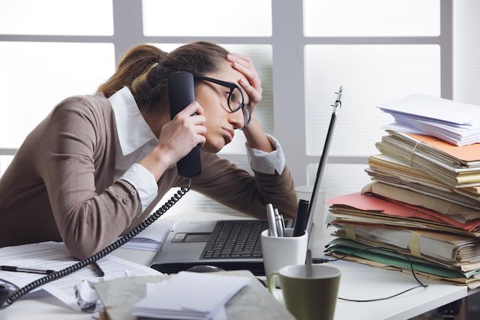 CNAM : les troubles psychiques 7 fois plus souvent reconnus comme accidents du travail