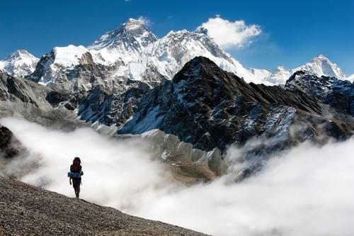 Régime végétalien : ascension meurtrière à l'Everest