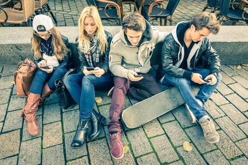 Smartphone : \