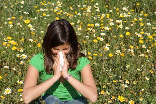 Eczéma, rhume des foins, asthme : des gènes communs