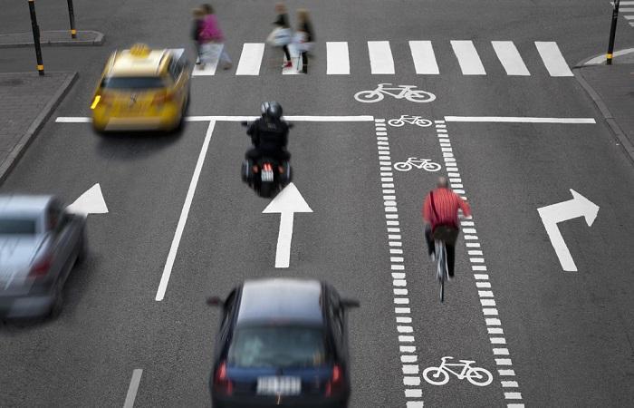 Les automobilistes seraient plus exposés à la pollution que les piétons et cyclistes