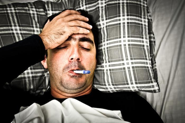 Grippe : le risque d'infarctus est fortement augmenté par l'infection