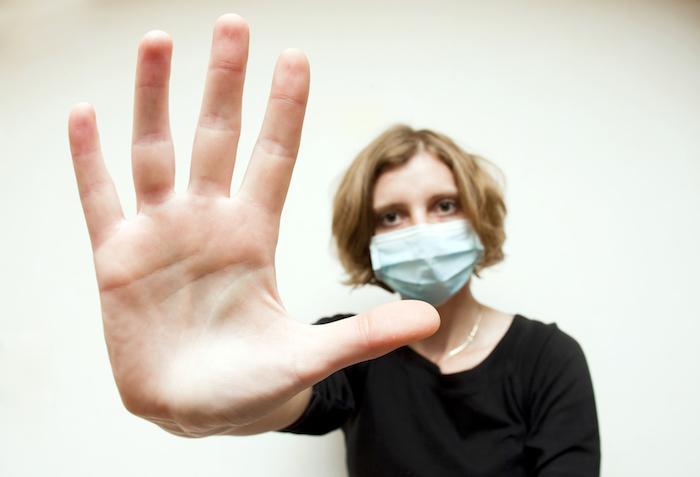Grippe : poursuite de l'amélioration en métropole