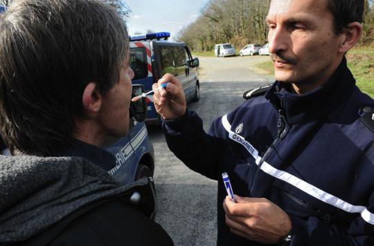Drogues : les tests salivaires arrivent dans les commissariats