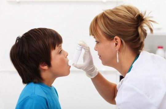 Asthme de l'enfant : le paracétamol n'augmente pas le risque d'exacerbations