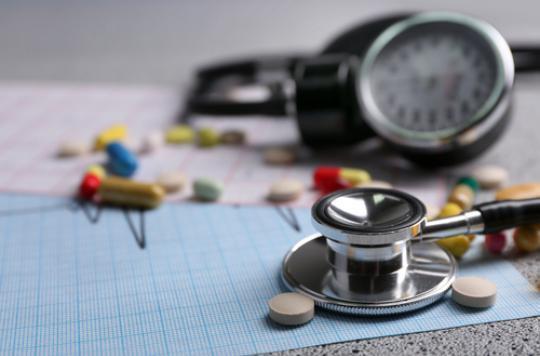 Insuffisance rénale : pas de bénéfice à une intensification du traitement antihypertenseur