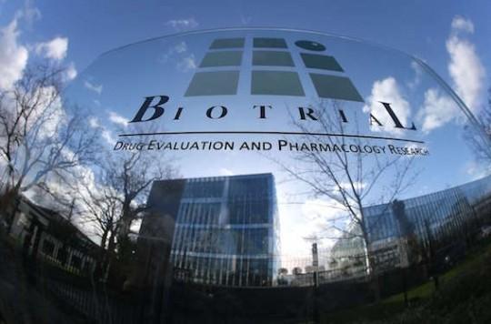 Biotrial : la toxicité est bien liée à la molécule
