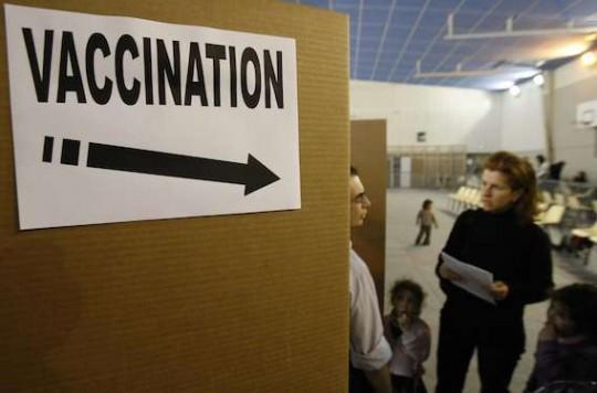 Nouvelle preuve de l'efficacité de la vaccination antigrippale