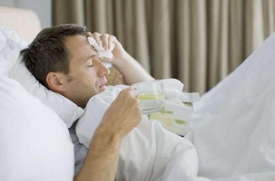 Grippe : onze régions touchées par l'épidémie
