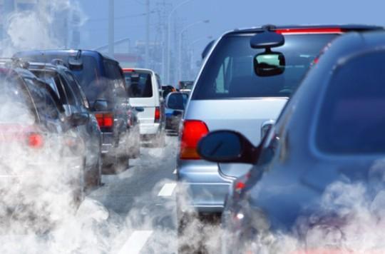 Pollution : la survie des malades du cancer du poumon est diminuée