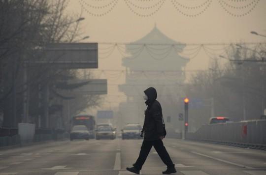 Asthme : augmentation même longtemps après un pic de pollution intense