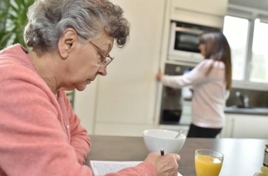 Alzheimer : un nouveau marqueur du diagnostic précoce
