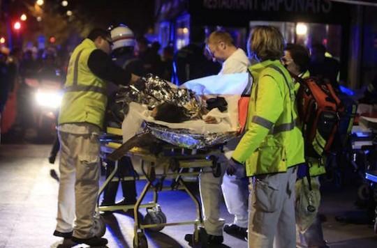 Attentats : une hausse des hospitalisations pour troubles cardiaques