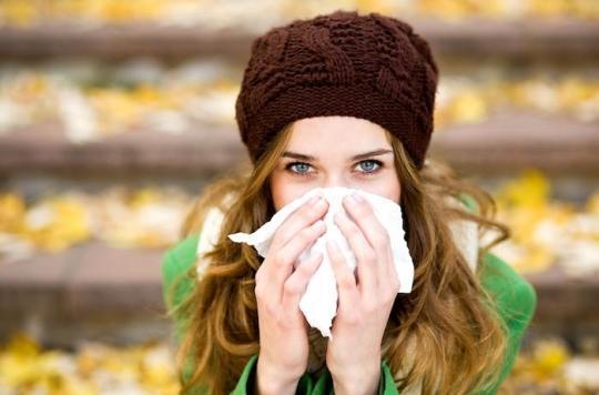 Grippe: l'épidémie diminue mais persiste dans certaines régions