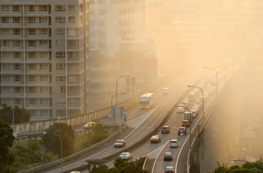 Pollution : une meilleure qualité de l'air réduit les symptômes bronchitiques chez l'enfant