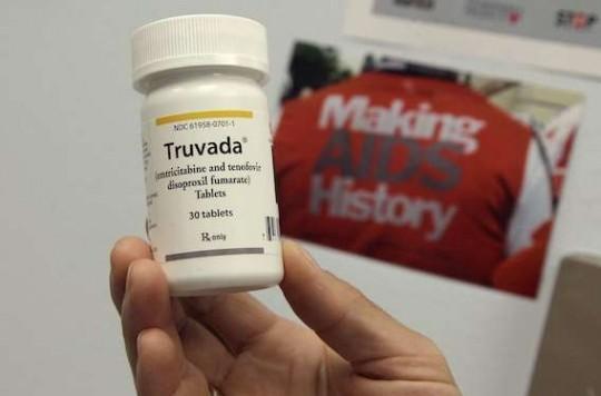 VIH : le Truvada est  indiqué en prévention