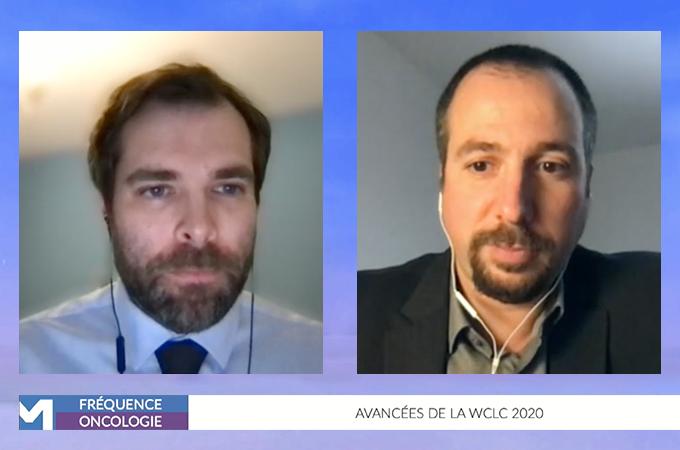 Cancer du poumon :<br>avancées de la WCLC 2021