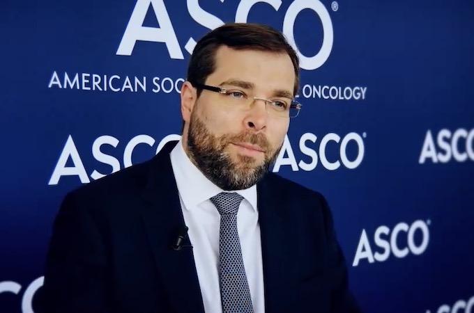 Cancer broncho-pulmonaire : intérêt de la biopsie liquide 3 questions à… Nicolas Girard