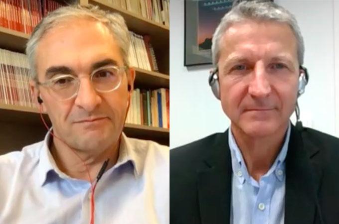ERS Digital 2020 : fibrose pulmonaire de la sclérodermie et traitement