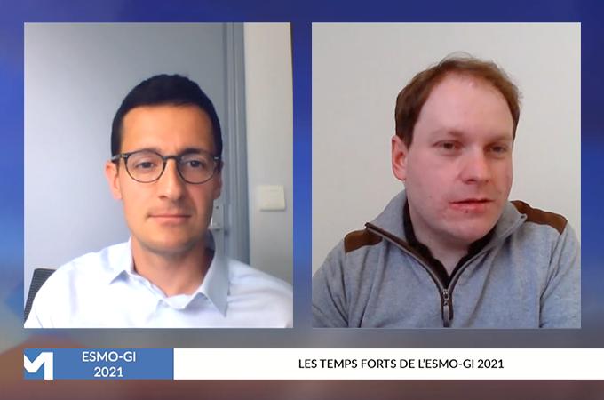 Les temps forts de l'ESMO-GI 2021 - Bretagne