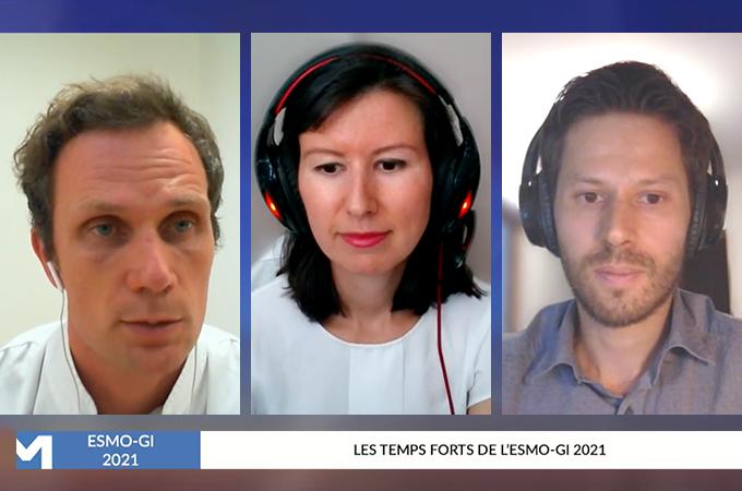 Les temps forts de l'ESMO-GI 2021 - PACA/Occitanie