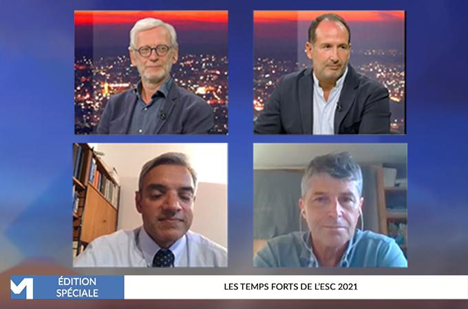Les Temps Forts de l'ESC 2021