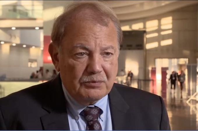 MONALEESA-3 trial : fulvestrant ± ribociclib in advanced breast cancer HR+/HER2-