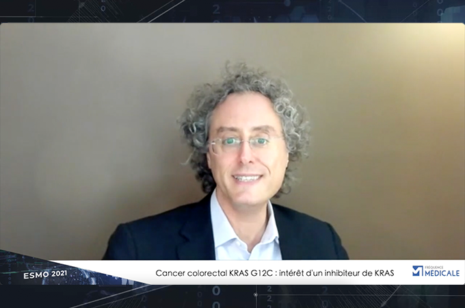 Cancer colorectal KRAS G12C : intérêt d'un inhibiteur de KRAS