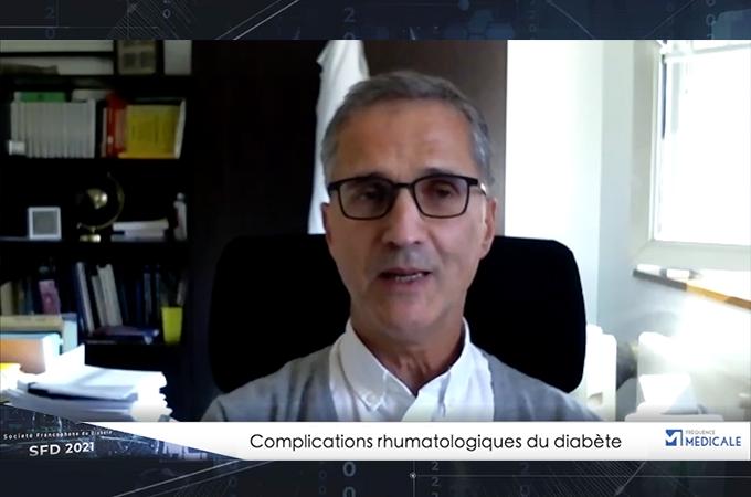 Complications rhumatologiques du diabète