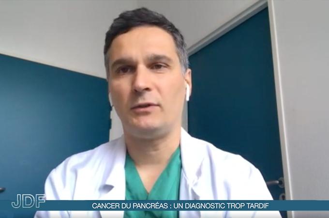 Cancer du pancréas : un diagnostic trop tardif