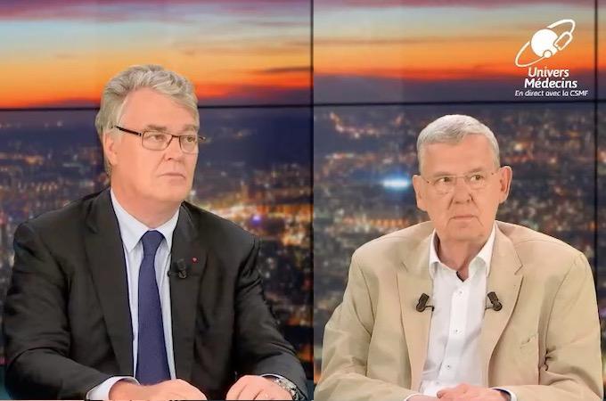 UNIVERS MEDECINS : Quel avenir pour la retraite des médecins ?