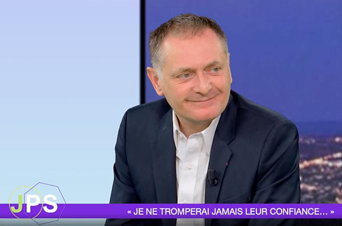 « Je ne trahirai jamais leur confiance… » Rencontre avec le professeur Philippe Juvin