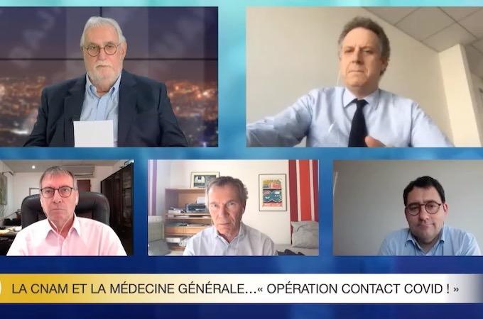 La Cnam et la Médecine Générale… « Opération Traçage ! »