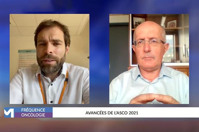 Cancer du poumon :<br>avancées de l'ASCO 2021